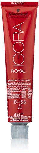Schwarzkopf IGORA Royal Premium-Haarfarbe 8-55 hellblond gold extra, 1er Pack (1 x 60 g)
