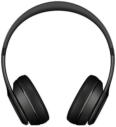 Beats Solo2 On-Ear-Kopfhörer - Schwarz-glänzend