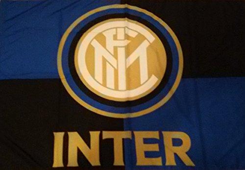 Offizielle Flagge von FC Inter Mailand Größe 100 x 140 cm