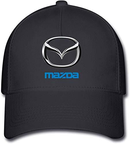 March flowers Debbie Unisex Mazda Logo Baseball Caps Hat One Size