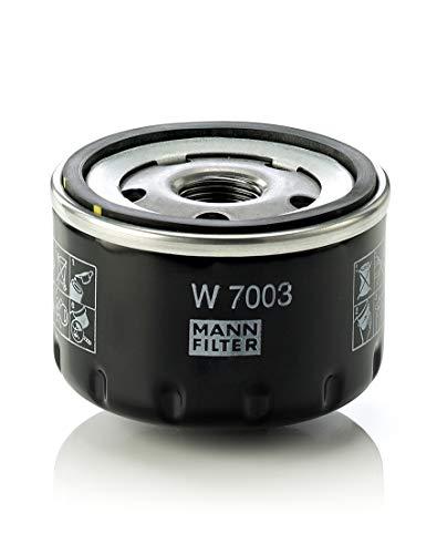 Original MANN-FILTER Ölfilter W 7003 – Für PKW