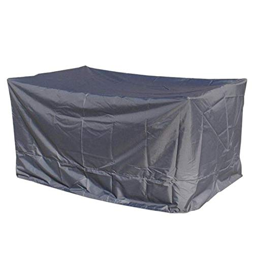Dik beschermend 360x250x90cm, 2-kleur, grootte 16 canvas schuifdak waterdicht tuin, attractiepark dekking · UV-bescherming sneeuw fietsdoos,Gray