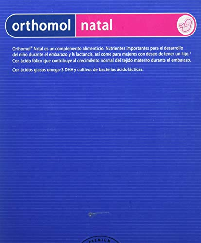 Orthomol Natal 30 Envelopes