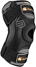 Shock Doctor 870 Knee Brace, Knee Support for Stability, Minor Patella Instability, Meniscus Injuries, Minor ligament Sprains for Men & Women, Sold as Single Unit (1)