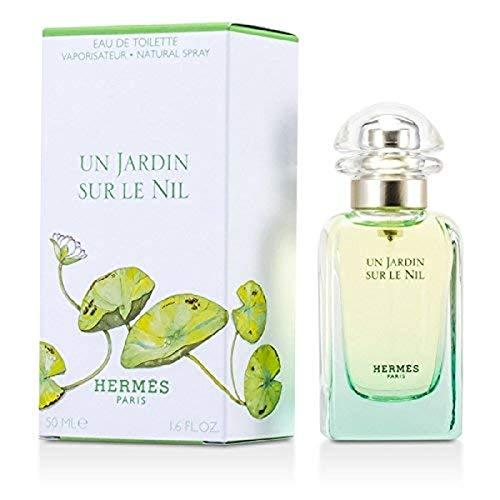 Hermès Un Jardin sur le Nil Eau de Toilette Spray, 1er Pack ( 50 ml)