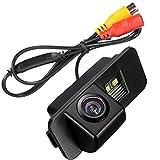 CAM16 - Color Vista posterior de la cámara cámara de visión trasera con líneas de cuadrícula como luz de la matrícula,ayuda sensor de aparcamiento para FORD Mondeo BA7 , Focus II , Kuga , S-Max
