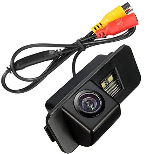 akhan-tuning CAM16 - Couleur caméra arrière avec des Lignes de quadrillage Que la lumière de Plaque d'immatriculation, capteur de stationnement pour Ford Mondeo BA7, Focus II, Kuga, S-Max