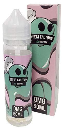 Air Factory E Liquid Vape Juice 5X10ml |60VG|40PG| TPD Strawberry Kiwi E Juice (Jaw Dropper 5x10ml/0mg)