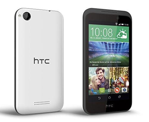 HTC Desire 320 Vanilla White Weiß Android Smartphone Ohne Simlock