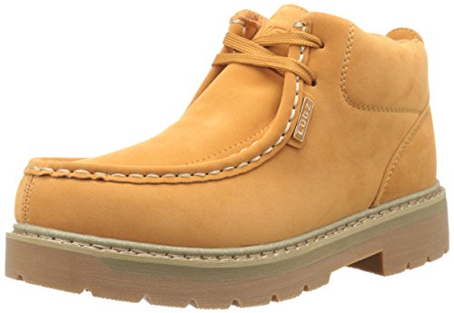 Lugz Men's Strutt LX Boot,Golden Wheat/Natural/Gum Thermabuck,US 14 D