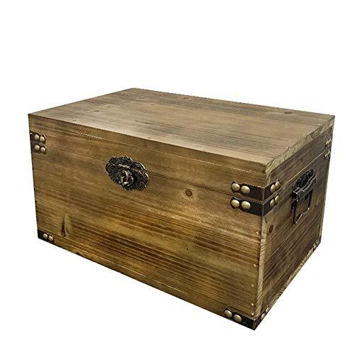 baúl almacenaje madera fabricante Cajas y Organizadores