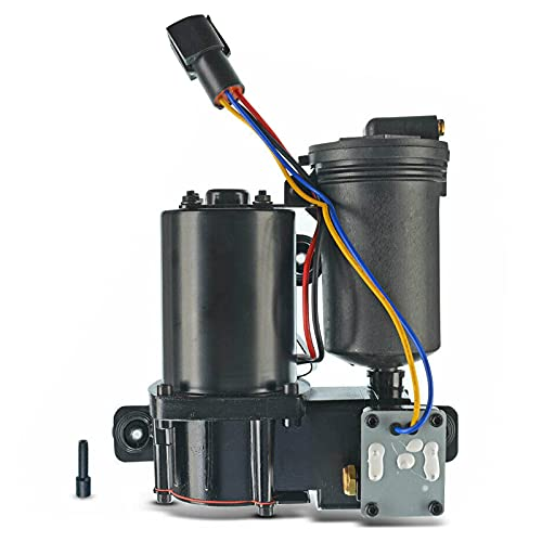 Suspension Air Compressor Replacement for Ford Expedition 2007-2014 Lincoln Navigator 2007-2014 V8 5.4L