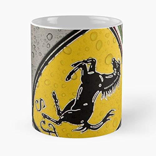 5TheWay James Clerk Maxwell Carl Friedrich Gauss Michael Faraday Gausss Law No Monopole - Bestes 11 Unze-Keramik-Kaffeetasse Geschenk
