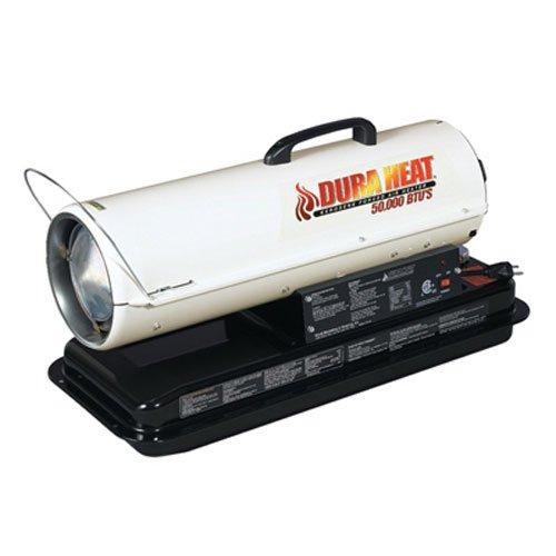 Dura Heat DFA50 50K BTU Kero Forced Air Heater