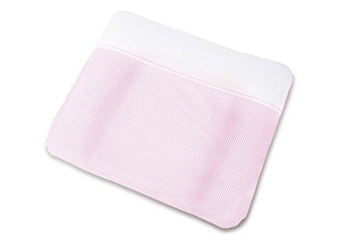 Pinolino 73389-7 Bezug für Wickelauflagen, rosa