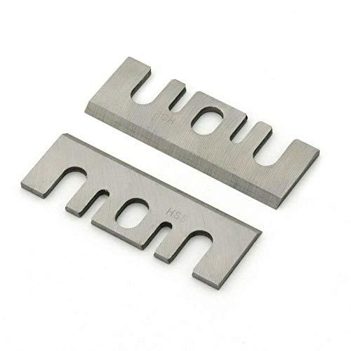 ZDX-MGGJ, 2pcs / Set Part Werkzeug Hobel for Hitachi Blades F20A 80g Elektrische Weigth Leistung Netto