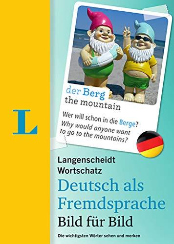 Langenscheidt Wortschatz Deutsch ALS Fremdsprache Bild Für Bild - Visueller Wortschatz(langenscheidt Vocabulary German as a Foreign Language Picture ... Wörter Sehen Und Merken, Englisch-Deutsch