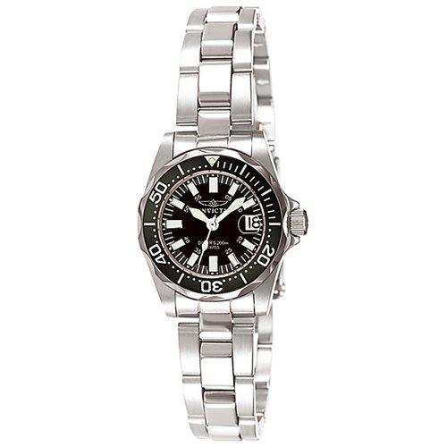 Invicta INVICTA-7059 7059 - Reloj para Mujeres, Correa de Acero Inoxidable Color Plateado