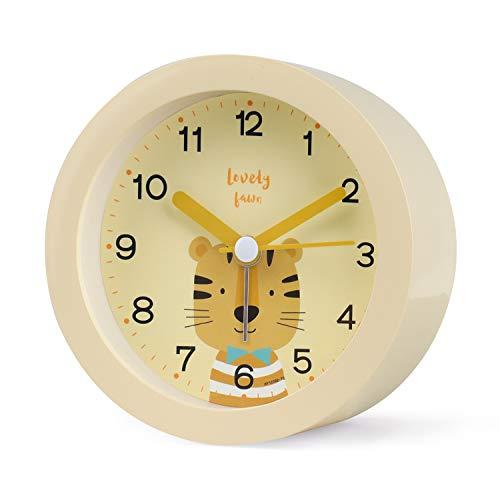 żółty zegar ikea