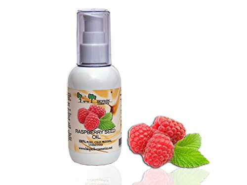 Biopark Cosmetics Raspberry Seed Oil Huile de graines 100 ml