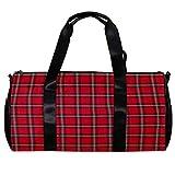 Anmarco Duffel Bag per le Donne Uomini Cappotto Inverno Colore Sport Palestra Tote Bag Weekend Pernottamento Borsa Da Viaggio All'aperto Bagagli