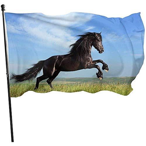 Home Flag Laufen Pferd Strand Fahnen Fly Breeze Garten Flagge Garten Flagge Yard Banner Durable Einfach Zu Bedienen Willkommen Haus Flagge Yard Flagge Rasen Lebendige Outdoor-Druck Dekorative 15