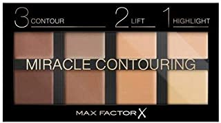 Max Factor - Miracle Contouring Palette - Cream Highlight Contour 30g