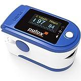 PULOX PO-200 solo pulsossimetro sensore di...