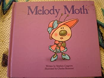Melody Moth (Bugg books) - Book  of the Bugg Books