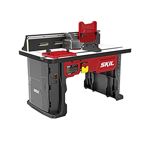 SKIL SRT1039 Benchtop Portable Router Table