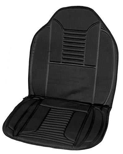 VDA I 20556 I Beheizbare Sitzauflage Auto I Sitzheizung I 2 Stufen regulierbare Heizauflage I Heizmatte