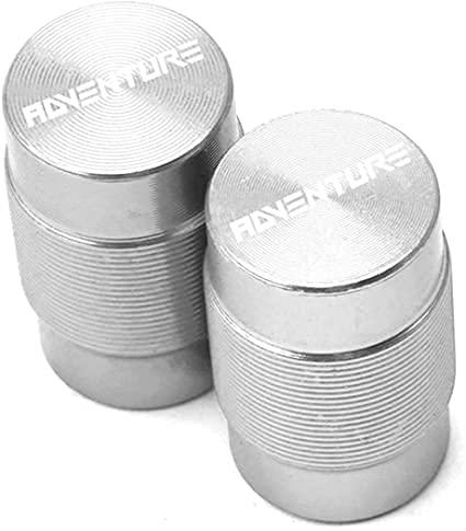 2 Piezas Tapas para VáLvulas de AleacióN Aluminio de Moto compatible con 1090 1190 1290 1050 Adventure 690 Enduro Super Duke 1290 990, Anti CorrosióN Cubierta de La VáLvula NeumáTico para Evitar Fugas