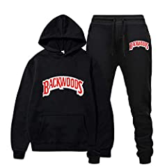 Nice Gift Souvenir Or Collections For Backwoods Fans Made Of Polyester Fibre + Spandex, Soft And Comfortable To Sport Fit Both Boys And Girls, Men And Women.Unisex Fashion Print Hoodie Sweatshirt.super Chic And Slouchy! ASIAN size,We suggest you choo...