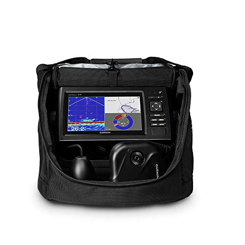 Garmin 010-01800-20 Panoptix Ice Fishing Bundle Includes Echomap Chirp 73cv, 7\