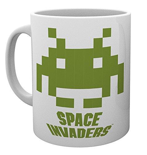 GB Eye LTD, Space Invaders, Crabe, Taza