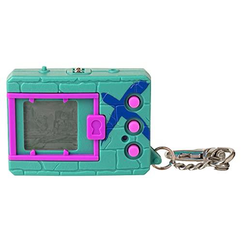 Digimon X Bandai Digivice Virtual Pet Monster - Green & Blue (41924)