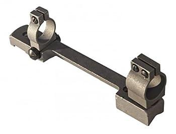 Hi-Lux Optics M73MT Vintage Scope Mounts M73 3/4  Tube Mounting Set for 1903A3 Black