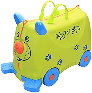 riding suitcase for toddler