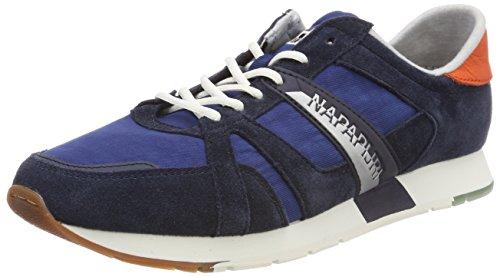 Napapijri Footwear Herren RABARI Sneaker, Blau (Blue Marine), 42 EU