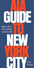 AIA Guide to New York City by White Norval Willensky Elliot Leadon Fran (2010-06-09) Paperback