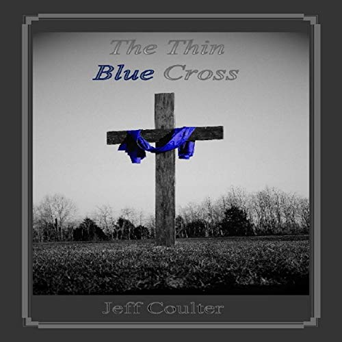 The Thin Blue Cross audiobook cover art