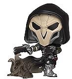 Funko- Pop Vinilo: Overwatch S5: Reaper (Wraith) Figura Coleccionable, Multicolor (37435)