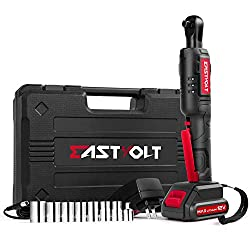 Eastvolt 12V Cordless Electric Ratchet Wrench Set