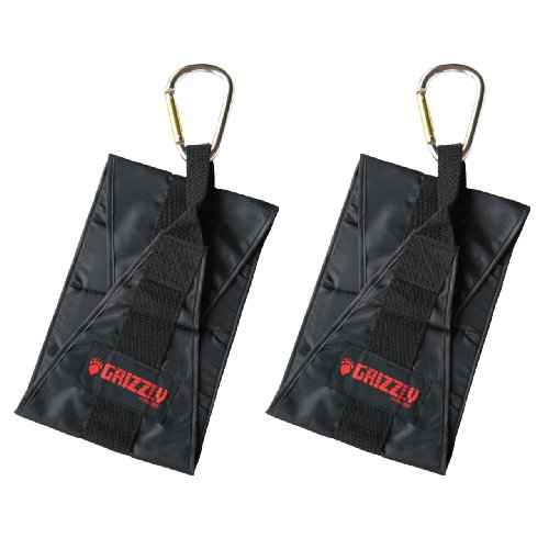 Grizzly Fitness Deluxe para Colgar AB Straps