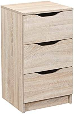 Intradisa 1043 Comoda/cajonera, Metal, Wengue: Amazon.es: Hogar