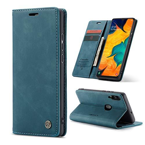 yanzi Cover per Samsung Galaxy A40 Cover Custodia in Pelle Samsung Galaxy A40 Cover a Libro Samsung A40 Magnetica Portafoglio Libro Flip Libretto per Samsung...