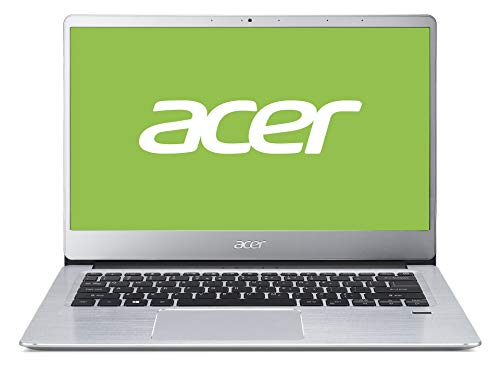 Acer Swift 3 (SF314-41-R405) 35,56 cm (14 Zoll Full-HD IPS matt) Ultrathin Notebook (AMD Ryzen 5 3500U, 8 GB RAM, 512 GB PCIe SSD, Radeon Vega 8 Graphic, Win 10 Home) silber
