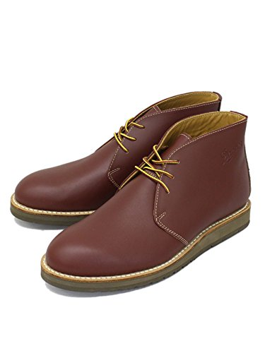 [ダナー] D-4302 POSTMAN BOOTS(ポストマンブーツ) RED BROWN レッドブラウン 24.0cm