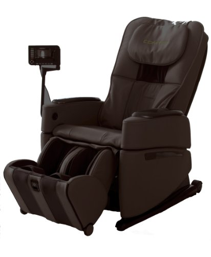 Read About Osaki OS-3D Pro Intelligent Transforming Massage Recliner Brown