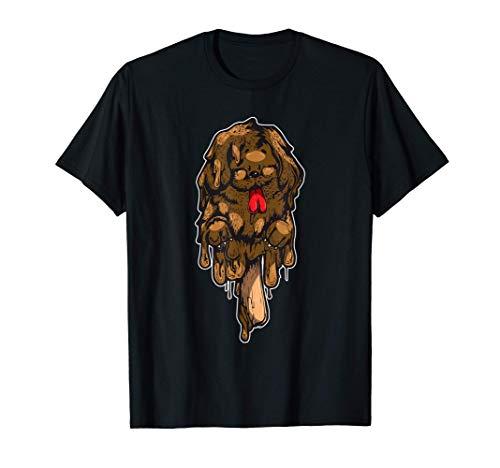 Paletas para perros que se derriten - Disfraz de animales Camiseta